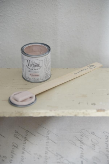 "Jeanne d´Arc Living Vintage Paint ""Faded Rose"" 100ml matt Kalk/Kreidefarbe Shabby"